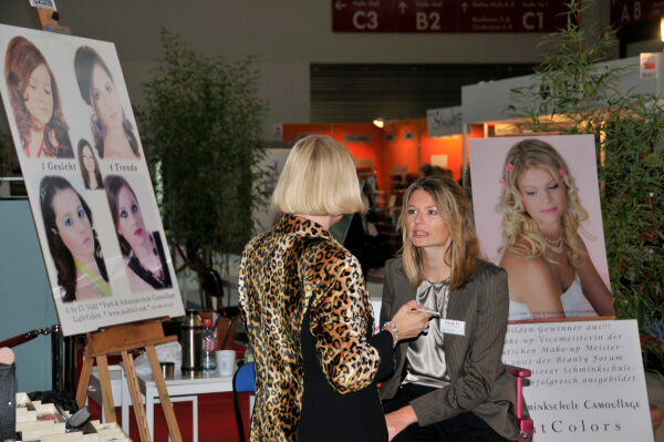 2010 10 - 25. Beauty Forum Messe München