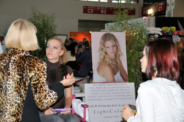 2010 10 - 25. Beauty Forum Messe München  -Foto2