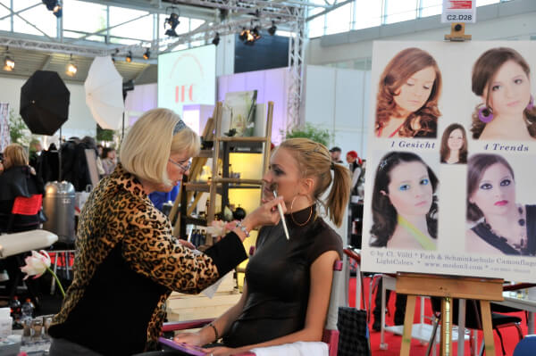 2010 10 - 25. Beauty Forum Messe München  -Foto3