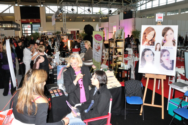 2010 10 - 25. Beauty Forum Messe München  -Foto5